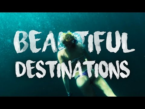 Beautiful Destinations: The World's Coolest Job Application