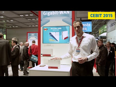 Gli highlight di AVM per il CeBIT 2015
