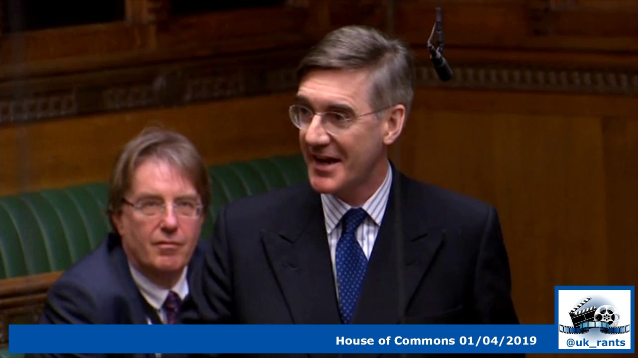 Jacob Rees-Mogg totally owns Anna Soubry in the House of Commons during  #Brexit debate