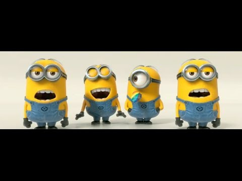 Minions   Banana Song Official Music Video