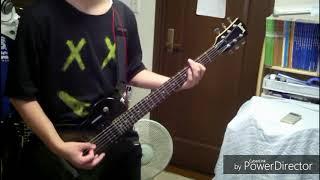 【HYDE】FAKE DIVINE guitar cover