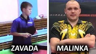 Завада - Малинка / Zavada - Malinka региональная лига, 2-й тур 2018-12