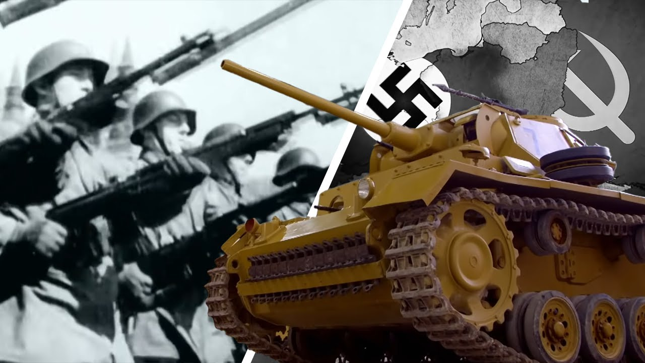 Blitzkrieg: The Devastating Numbers That Made It Possible | WWII In Numbers | War Stories