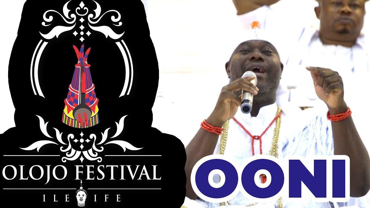 Download OONI DELIVERS ELEDUMARE'S MESSAGE AS HE RETURNS FROM SECLUSION || OLOJO FESTIVAL 2020