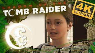 SHADOW OF THE TOMB RAIDER 🌙 #6: Dieser schreckliche Tag veränderte Laras Leben für immer...