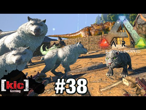 RP cooking system -- Let's Play ARK: Survival Evolved single player (S2 Ep 38)