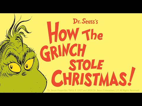 Dr. Seusss How the Grinch Stole Christmas!