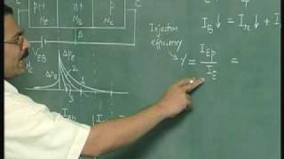 """Lecture-27-Bipolar Junction Transistor(Contd)"