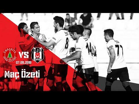 Ümraniyespor:1 Beşiktaş:3 Hazırlık Maçı Özeti 📹⚽  Beşiktaş JK