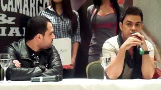 Zeze & Luciano en Paraguay 06 Meu primeiro amor y La cautiva