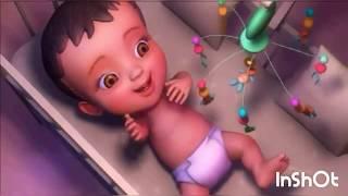 Baby-Tanz-Video | Dj wale babu | Animierte Version | Alle In Einer Animation