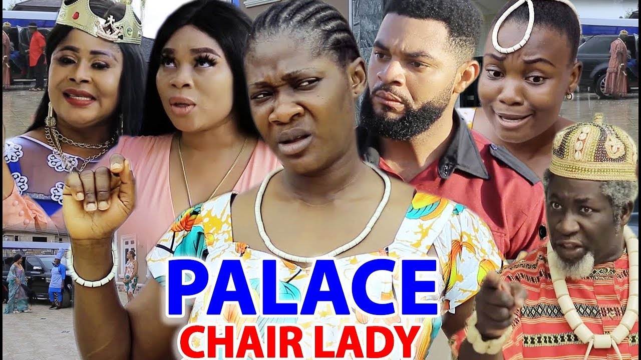 Download Palace Chair Lady Complete Season 7 & 8 - Mercy Johnson 2020 Latest Nigerian Movie