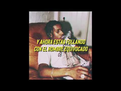 A$AP Rocky - Sundress (Subtitulada Español & Lyrics)