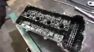 Что будет с двигателем, если заливать лукойл полусинтетику в иномарки.