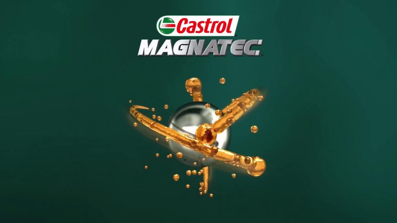 Castrol Magnatec Stop Start 5w 30 Daunhotchac Youtube