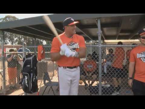 Jose Canseco Diamonds NBC Sports segment