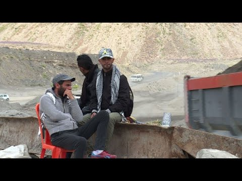 For youth in Tunisia mining region, it's 'mine or die'