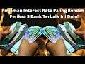 5 Bank Terbaik Menawarkan Interest Rate Paling Rendah Utk Pinjaman Di Malaysia Pinjaman Bank Terbaik