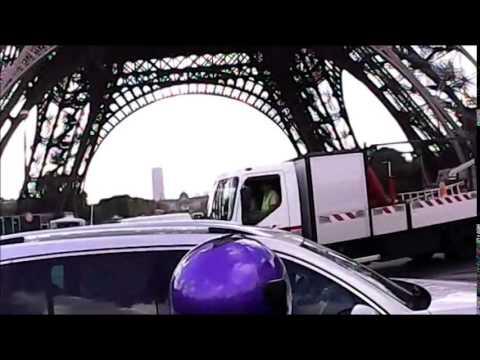 Paříž na pionýrech - videosestřih