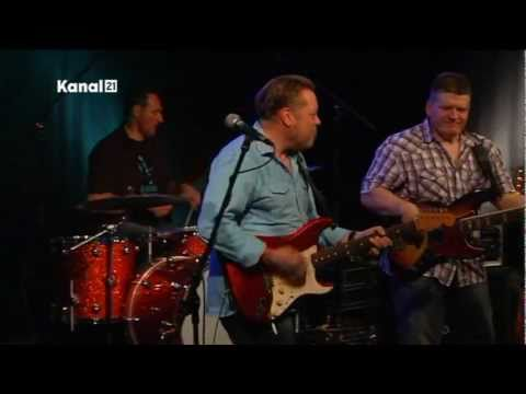 Richie Arndt & The Bluenatics - Laundromat (Rory Gallagher Cover) (Kanal 21 TV Concert -May 2011