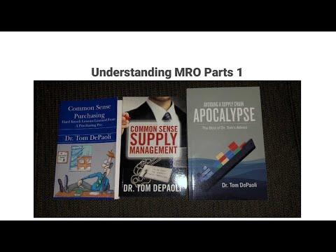 MRO Parts Part 1