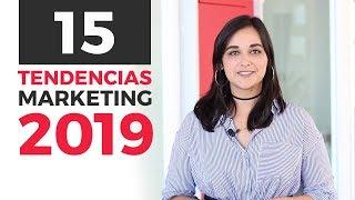 💥15 Mega TENDENCIAS de Marketing Digital de 2019