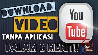 Gambar cover Cara Mudah Download video Youtube!! Tanpa aplikasi dan Tanpa Root!! || TERBARU 2018-2019