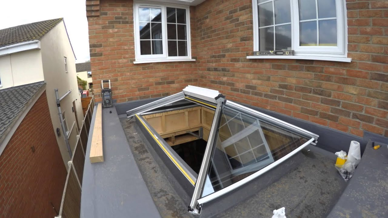Craftwork Ultrasky Roof Lanterns Youtube