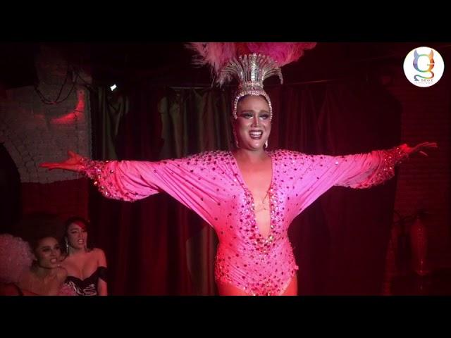 Sunday Gay Night at Maggie Choo's Disco Balls Theme Petchara Gigi Paradisco