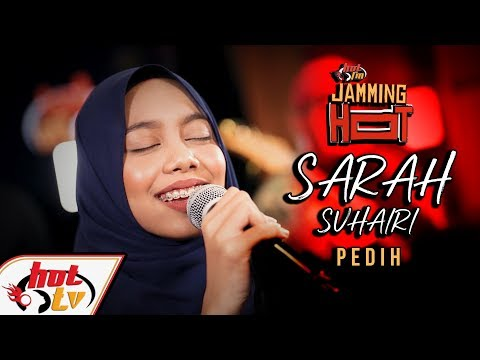Free Download Sarah Suhairi -  Pedih (live) - Jamminghot Mp3 dan Mp4