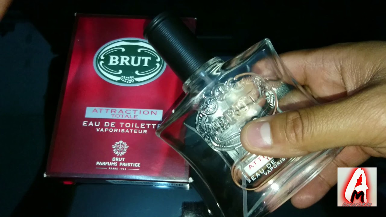 Brut Attraction Mens Fragrance Review Youtube