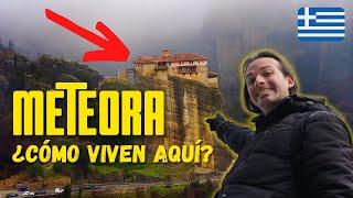 METEORA: los monasterios suspendidos en el cielo | GRECIA