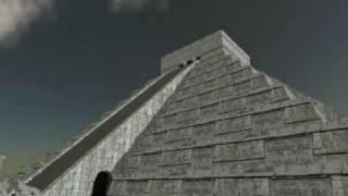 Second Life - Chichén Itzá Mexico