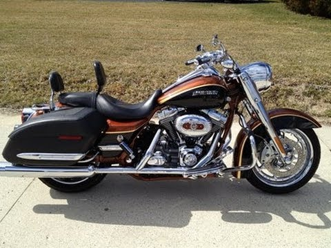 2008 Harley Davidson Flhrse4 Screamin Eagle Road King Anniversary For Sale