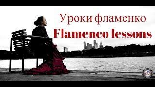 Уроки фламенко Руки 5 Flamenco lessons
