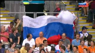 Волейбол- Мужчины- 1/2 финала- Болгария - Россия. Алекно(Он как бы намекает бразильцам..., 2012-08-12T10:41:06.000Z)
