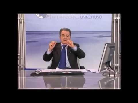 Un Pericoloso Liberista a Piede Libero: ROMANO PRODI. Arrestatelo!