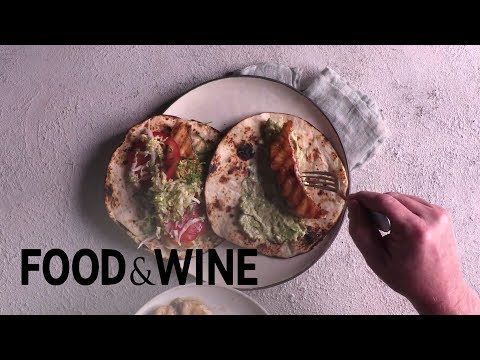 How To Make Grilled Fish Tacos | Recipes | Food & Wine