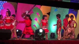 Bamboli Unnadira pori song dance by kids