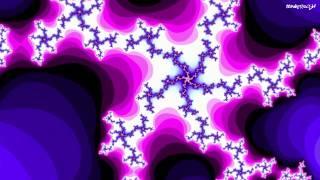 Fractal Zoom (Golden Ratio) Julia (720p 30fps)