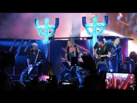 Judas Priest - Breaking The Law - Living After Midnight - Live in Jakarta