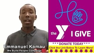 We Build People Campaign Review | Kerr Family YMCA We Build People Review | Raleigh NC