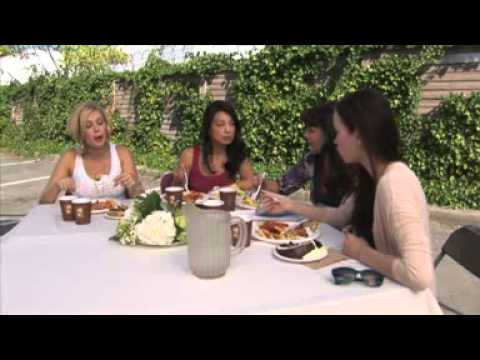 Amanda Tapping and the Women of Stargate Universe part 1 of 3
