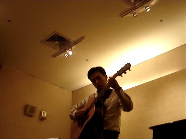 盧家宏吉他演奏  情非得已