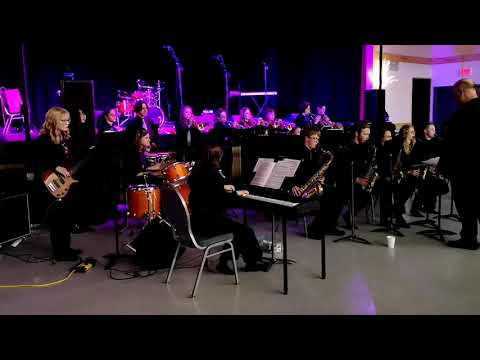 Hooked on a Feeling - West Central High School Jazz Band
