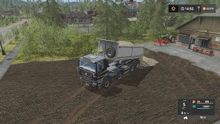 Building parking lot   Lawn Care   Farming Simulator 2017   Episode 28