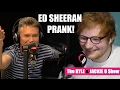 The ULTIMATE Ed Sheeran Prank