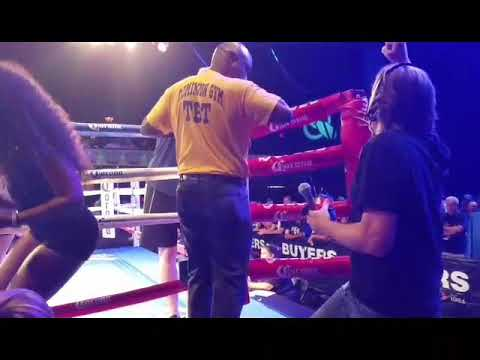 The Ticket's Corona Light Fight Night 2017 (8 Fights)