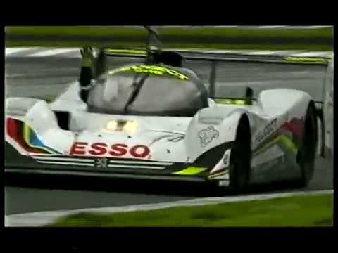 Cars That Start With C >> Peugeot 905 Le Mans Prototype. Peugeot Sport - YouTube