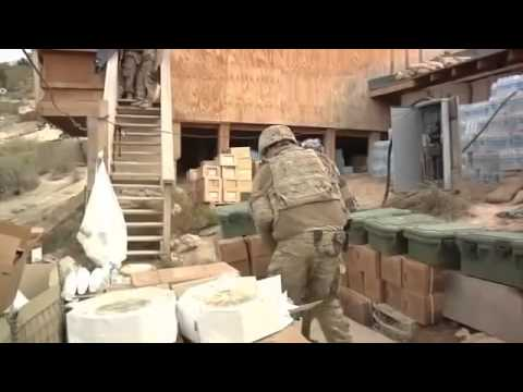 Awesome Video Of Army Sniper's In Action, Afghanistan